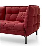 居間のホテルのソファーのためのファブリックソファー