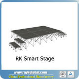 Portable Training course, Not-Slipway Surface, Height Adjustable Mobile Portable Training course
