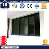 Ventana de desplazamiento de aluminio estándar caliente de los marcos de la venta As2047