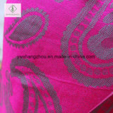 Горячая шаль Pashmina способа сбывания с шарфом зимы жаккарда анакардии