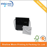 Подгонянный складной мешок руки бумаги печатание (QYCI112)