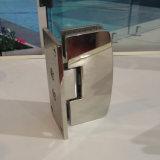 Edelstahl-Dusche-Tür-Scharnier-Badezimmer-Zubehör-Glasschelle (SH-0210)