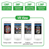 競争12MP/4MP/2MP Vr Fisheyeのカメラ