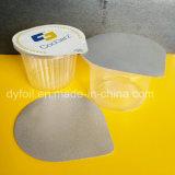 De Folie van de Deksels van het aluminium voor de Kop van de Yoghurt