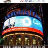 Im Freien P10 LED farbenreiches LED-Bildschirmanzeige-Zeichen