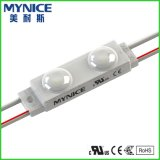 Módulo impermeable 12V del PWB SMD 2835 LED de la inyección 2LEDs