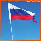 Feito sob encomenda Waterproof e o modelo no. da bandeira nacional de Rússia da bandeira nacional de Sunproof: NF-007