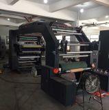 전문가 최고 가격을%s 가진 기계를 인쇄하는 길쌈된 직물 부대 없음 Flexo