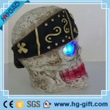 새로운 인간적인 두개골 복사 수지 모형 의학 현실적 크기 1:1 성인 크기