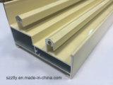 Profil en aluminium enduit d'extrusion de poudre