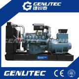 Diesel 650kVA Indusrial van de Motor 520kw van Doosan de Op zwaar werk berekende Reeks van de Generator