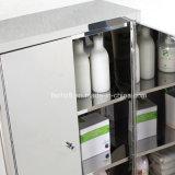 Wide Spread Stainless Steel Bathroom Mirror Cabinet Mobiliário doméstico 7098