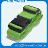 Kundenspezifischer neues Produkt-Arbeitsweg-Polyester-Gepäck-Riemen mit Verschluss