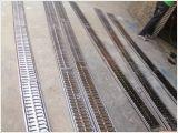 نوعية فولاذ حاجز مشبّك تصريف تغطيات لأنّ عمليّة بيع