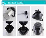 Flacon isolé Thermos à aspirateur Airpot avec levier, Mini Airpot / Lever Action Vacuum Airpot, Acier inoxydable, Mini Thermos