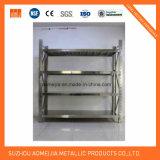Armazém de cozinha de aço inoxidável Prateleira de paletes Prateleira de armazenamento / Rack
