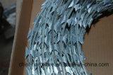 クリップSingle&Crossかみそりのタイプ中国の製造業者の供給が付いているアコーディオン式かみそりワイヤー
