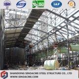 건물 공장을%s 고품질 턴키 무거운 강철 구조물