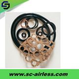 Berufspressluftmotor-Reparatur-Installationssatz für Grac 390 elektrischen luftlosen Lack-Sprüher