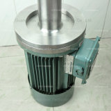 Émulsifiant élevé électrique de cisaillement de levage hydraulique d'acier inoxydable