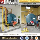 중국 산업 자동적인 가스 또는 석유 연소 난방 온수 보일러