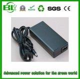Li-Ion 33.6V 2A/van het Lithium het Li-Polymeer van de Batterij de e-Fiets van de Batterij van het Geval van de Vissen van de Lader van de Batterij de Adapter van de Batterij