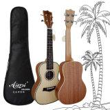 최신 판매 24 인치 단단한 말쑥한 연주회 하와이 기타 우쿨렐레