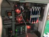 Computergesteuerte Socken-Maschine mit Link-Einheit mit dreheneinheit