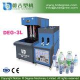 A máquina de molde Semi automática do sopro do frasco do animal de estimação fêz China