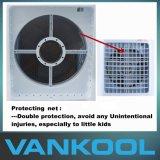 luftkühlung-Ventilator Wechselstrom-3500CMH beweglicher Verdampfungs