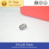 Pezzo meccanico CNC dell'alluminio del Manufactory con Anoziding