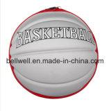 バスケットボールの形の折る旅行袋