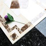 Mattonelle di pavimento di pietra di marmo lustrate in pieno lucidate con differenti superfici
