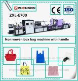 Nicht gesponnener Gewebe-Stereoform-Beutel, der Maschine herstellt Preis festzusetzen (ZXL-E700)