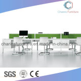 現代家具のオフィス表の木の机ワークステーション