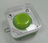 소형 원형 Bluetooth 4.0 사운드 박스 Slef 타이머 무선 스피커