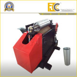 Pequeña prensa de batir del tambor de caldera