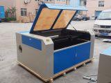 Laser-Scherblock des CNC Laser-Ausschnitt-Maschinen-Preis-GS1490 150W mit Puri Laser-Gefäß