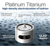 Beweglicher aktiver Elektrolyse-Wasserstoff-Wasser-Generator