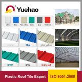 Горячие строительные материалы UPVC сбывания/крыша PVC Corrugated плитки