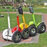 2つの車輪の電気自転車はスクータの自己のバランスの土のバイクを立てる