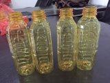 Halb automatisches Haustier-Plastikflaschen, die Maschine durchbrennen