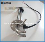 Détecteur de niveau de générateur/essence de Genset avec la pipe d'aspiration et de renvoi