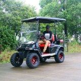 カスタマイズされた2+2のシート電気ハンチングゴルフカート