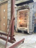 Porta de balanço à prova de fogo de madeira da porta de Yongjie