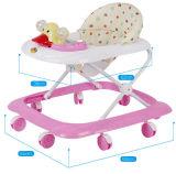 Bébé de plastique de vente chaud - marcheur de poupée/marcheur de bébé avec le frein