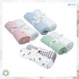 Одеяло младенца Gots изготовленный на заказ младенца цвета вспомогательное