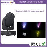 Mini 280W Pointe Beam Lavado de Punto de Movimiento Head Stage Light