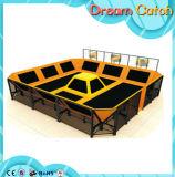 Ce Certificated Amusement Children Jumping Trampoline park