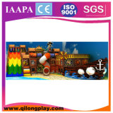 Stuk speelgoed van de Speelplaats van de Kinderen van de Apparatuur van Whosale het Binnen (ql-1108M)